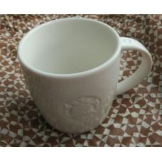 Кружка Старбакс Большая белая керамическая. 591мл. Есть 473 мл , и одна 625
